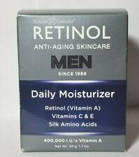 New Skincare Cosmetics Retinol Anti-Aging Men Daily Moisturizer 1.7 oz