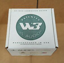 JL Audio 6W3V3-8 (92146) 6.5-inch 8-ohm Subwoofer * NEVER USED with OEM Package