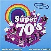 2 cd super 70s queen abba move mud blondie trex sweet pilot dawn smokie tavares