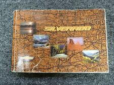 2000 Chevy Silverado 1500 Pickup Truck Owner Manual User Guide LS 4.3L 4.8L 5.3L