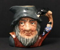 1954 Royal Doulton Rip Van Winkle Toby Character  Mug 6463 Excellent Condition