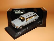Mercedes-Benz 200T (W123) 1980 in Liasgrau 430032216  Minichamps 1/43 O V P
