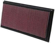 K&N AIR FILTER (X2) FOR PORSCHE CAYENNE 4.5 V8 02-10 33-2857