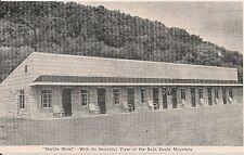 Skylite Motel Linden PA Roadside Postcard