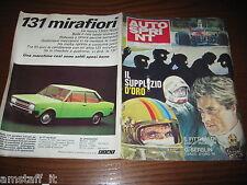 AUTOSPRINT 1974/51-52=FITTIPALDI=SERBLIN=CASCO D'ORO/IRIDATO=FIAT 131 MIRAFIORI=