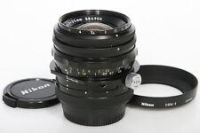 Nikon PC-Nikkor 35mm f2.8 Perspective Control Lens