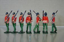 Kopie Modelle Patrick Campbell Victorian Kings Own Scottish X 7 Mv