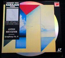 """Anton Bruckner """"Symphony No.8"""" Herbert Von Karajan"""