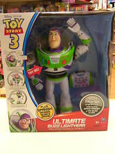 TOY STORY 3 ULTIMATE BUZZ LIGHTYEAR PROGRAMMABLE ROBOT INGLESE/SPAGNOLO