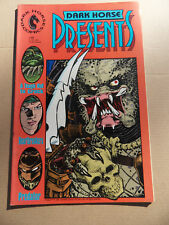 Dark Horse Presents 35 .Predator .  Dark Horse 1989 . FN / VF