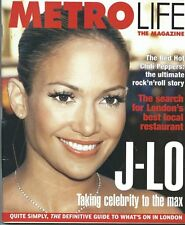 JENNIFER LOPEZ RED HOT CHILI PEPPERS UKmag dawn french cliff richard LONDON ONLY