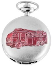 Tavolino Taschenuhr Feuerwehr LKW Uhr 480812000098