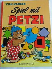 1x COMIC-Gioco con Petzi