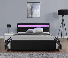 Medium Soft Modern Storage Beds with Mattresses