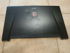MSI gt72 Dominator Shell Display LCD Cover
