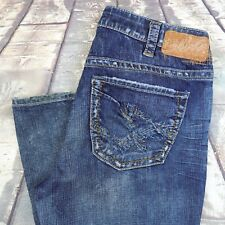 Silver Jeans Size 30 Women's Suki Flare Sz 30/35