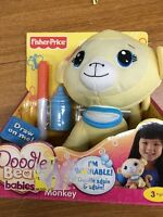 Fisher Price Doodle Bear Monkey.  NEW IN BOX!!
