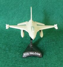 1:126 SCALE DIECAST METAL F-16 FALCON WITH STAND