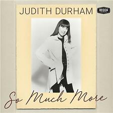 JUDITH DURHAM SO MUCH MORE CD NEW