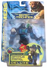 Transformers Beast Machines Optimus Primal Deluxe Heroic Maximal 1999 NEW Prime