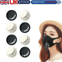 Replaceable Breathing Air Valve Filter Replacement Respirator for Face Masks