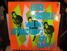 Original 1980 ELVIS COSTELLO Get Happy UK LP F Beat XXLP1 A2 B2 W/Inner VG-/VG