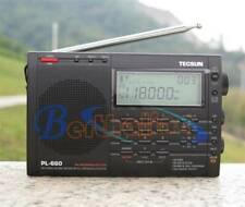 Nuevo Tecsun PL660 Aire/SSB/PLL Radio de Banda Dual lle/Multi