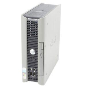 Dell Optiplex GX620 USFF Intel Pentium 4 1.6 ~ 3.0 Ghz CPU 4 GB DIMM