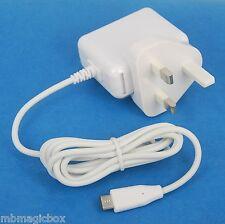 5V 2A AC Adapter Wall Charger UK Plug WHITE 4 LG V30 G6 V20 G5 Google Pixel 2 XL