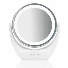 Medisana 2-in-1 Cosmetic Make Up Vanity Mirror Tilting CM 835 12 cm White 88554