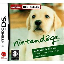 Nintendogs Labrador and Friends DS nintendo jeux games spelletjes 3761