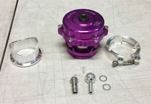SALE TIAL 50mm Q BLOW OFF VALVE BOV 11 psi Purple (Ver 2)