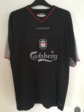 Liverpool Shirt 2002/03 Medium Away Reebok