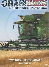 GRASSMEN - Frederick Harvesting NEW DVD - Released 04/12/2019