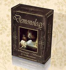 90 Rare Books DVD Demonology Witchcraft Devil Lore Satan Demon Fallen Angel 248