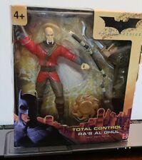 Mattel - Batman Begins - Total Control Ra's Al Ghul Action Figure