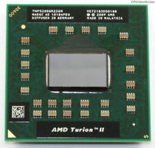 AMD Turion II Duo Core P520 TMP520SGR23GM Socket S1 638-pin Mobile CPU Laptop