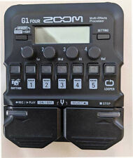 Zoom G1 Four Multieffekt für Gitarre