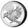 2018 Australian Kookaburra 1oz Dollar $1 Silver Proof High Relief Coin Australia