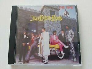THE TIME  ICE CREAM CASTLE original USA CD  PRINCE (NEW NOT SEALED)