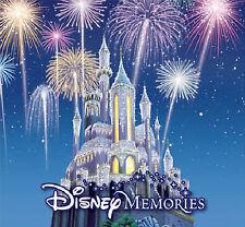 DISNEY Memoires Castle Fireworks 12x12 Scrapbooking Album SandyLion DAB9 NEW