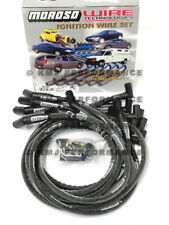 Moroso 9772M Small Block Ford 351W Windsor Race Spark Plug Wires HEI 135 Degree