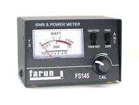 KLS145 SWR / PWR WATT Meter 1,5 - 150 MHz / 0-10W / 0-100W