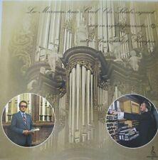LEO MOERMAN EN CAREL CHR.SCHULZ - ZANG EN ORGELIMPROVISATIES - LP