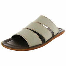 Canvas Medium (D, M) 9 Sandals & Flip Flops for Men