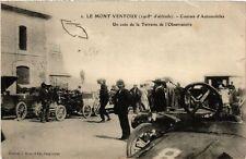 CPA Le Mont Ventoux - Courses d'Automobiles (477369)