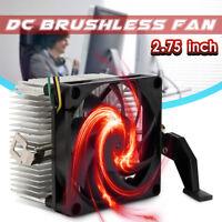 4Pin CPU Cooler Cooling Fan & Heatsink For AMD Socket AM2 AM3 1A02C3W00 95W !
