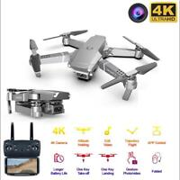 E68 1080P /4K RC Drone 4-Axis Aircraft Foldable Quadcopter WiFi FPV HD Camera