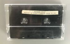 MACHINE HEAD - DEMO CASSETTE TAPE - 1991 MEGA RARE - FLYNN - OAKLAND METAL