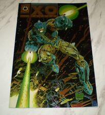 X-O Manowar #0 Gold Edition Chromium Cover Mint 9.9 Unrestored 1993 Valiant